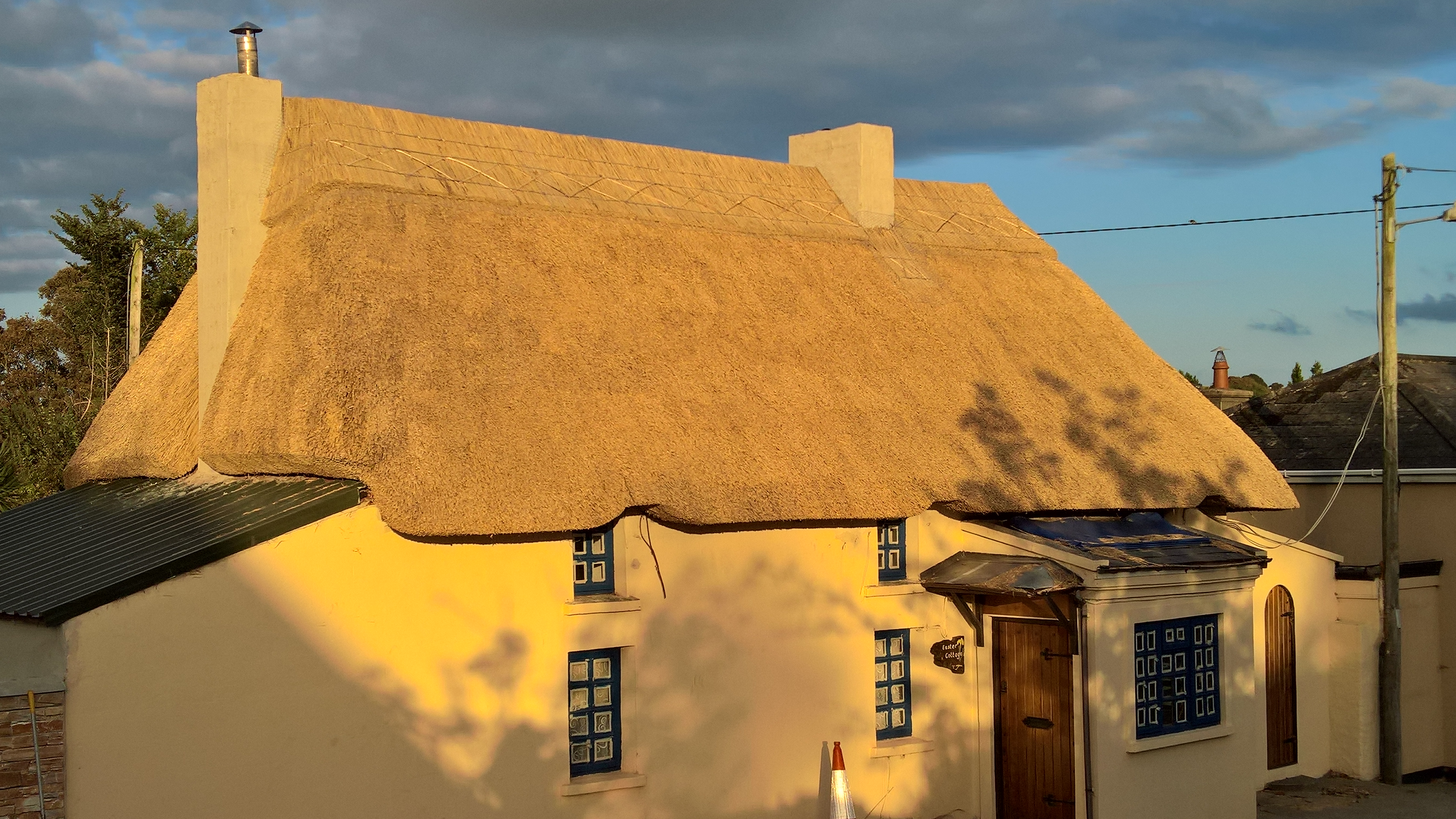 Thatched Cottages of Ireland