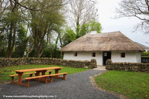 The famine and emigration cottage