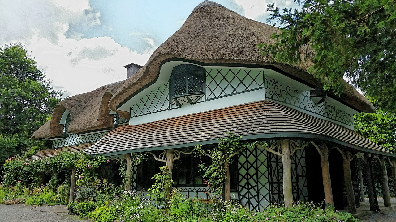 Thatch Cottage Ireland