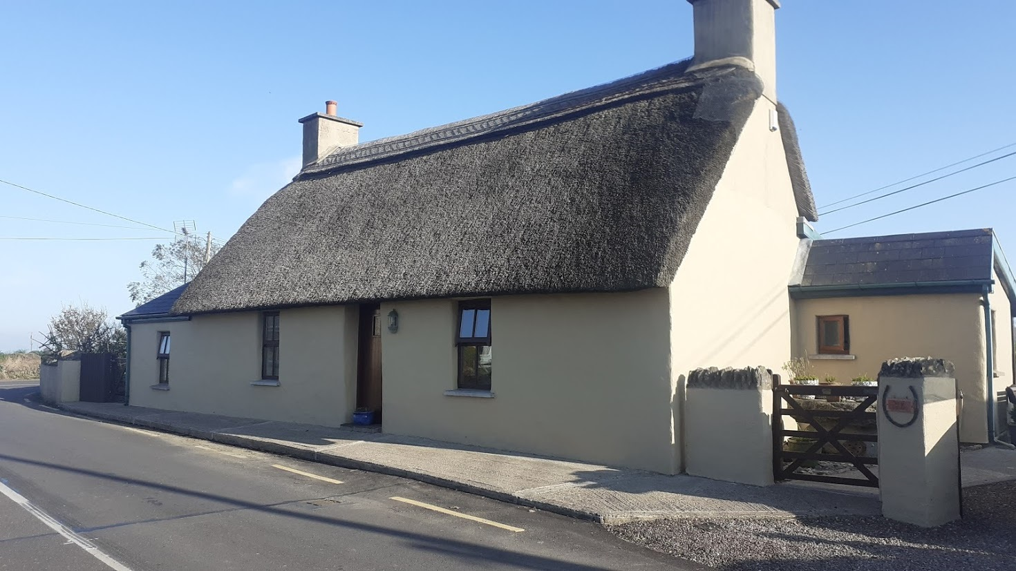 Thatched Cottage in Cork, Ireland