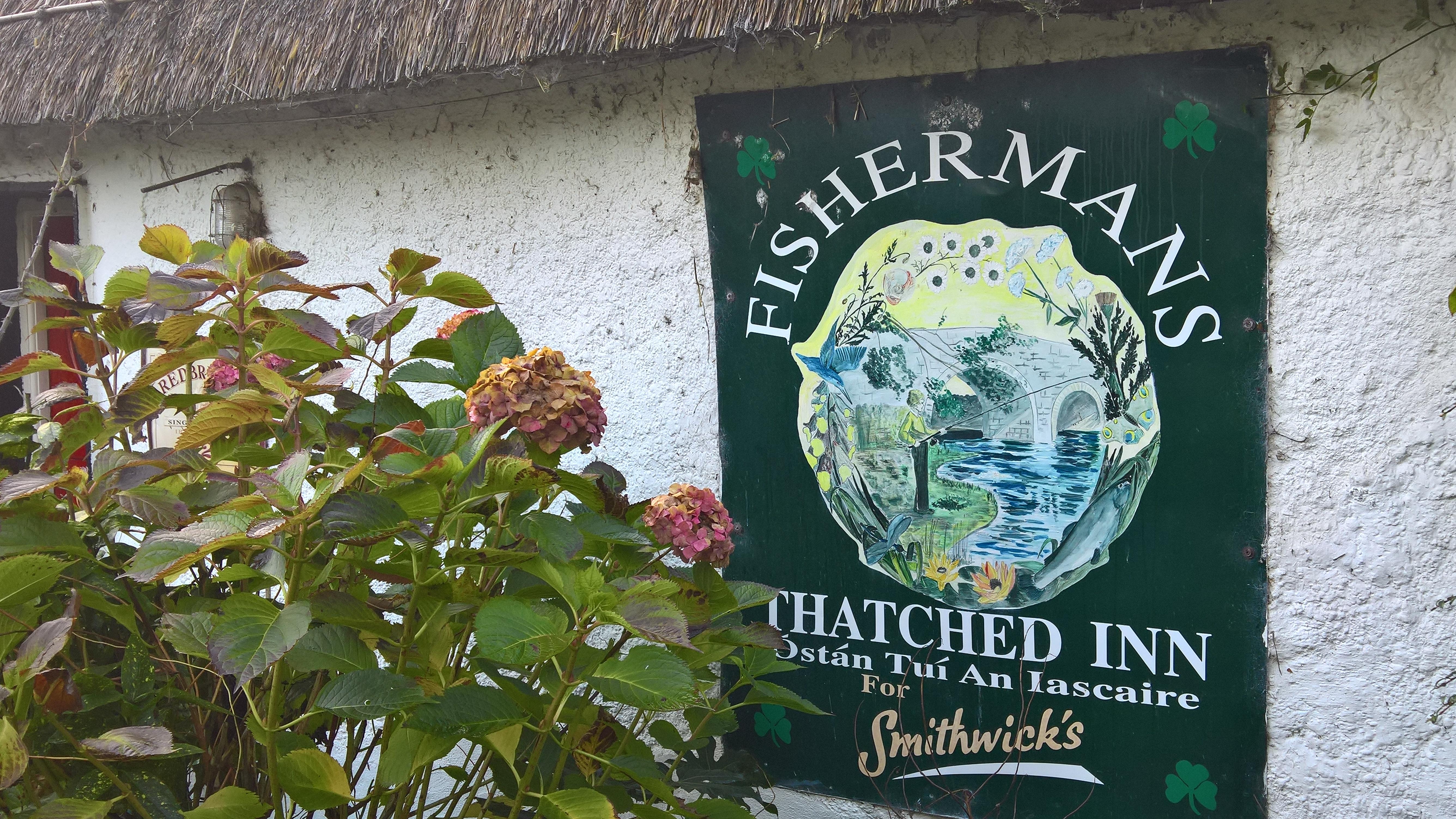 Thatchfinder.com Fisherman's Thatched Inn Laois