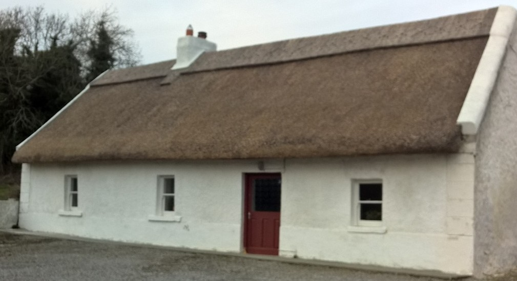 Thatched Cottage in Roscommon