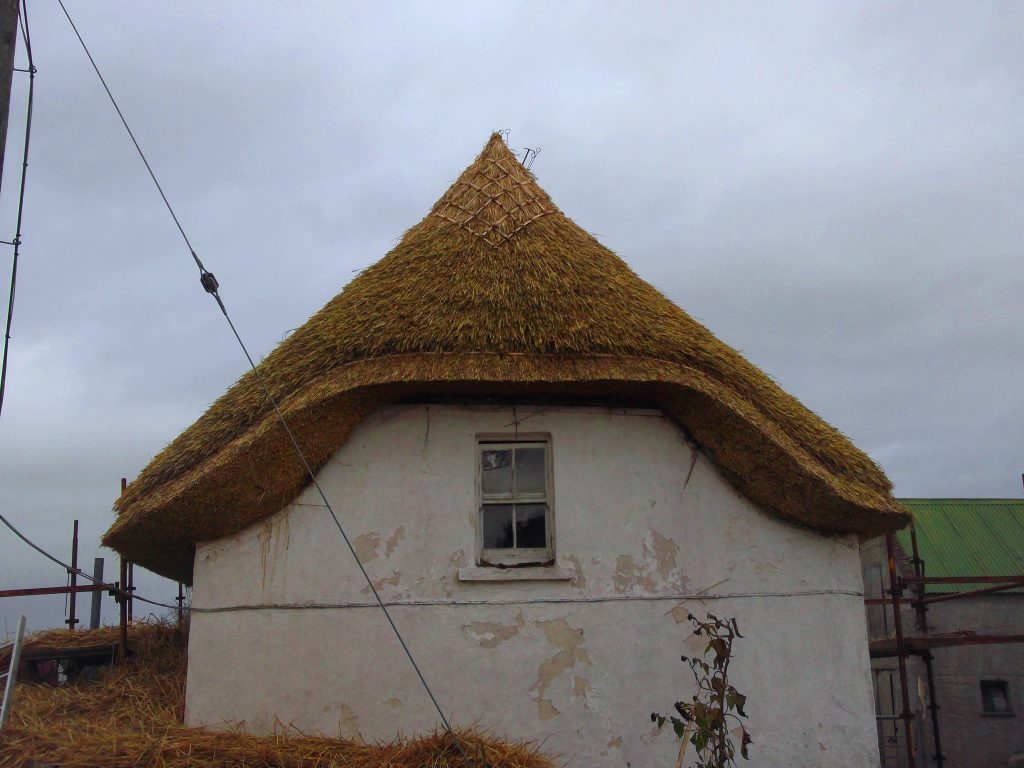James Dillon Thatching Services