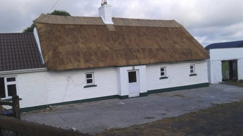 Kilkenny Thatched Cottage.
