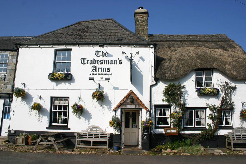The Tradesman's Arms, Devon is on ThatchFinder