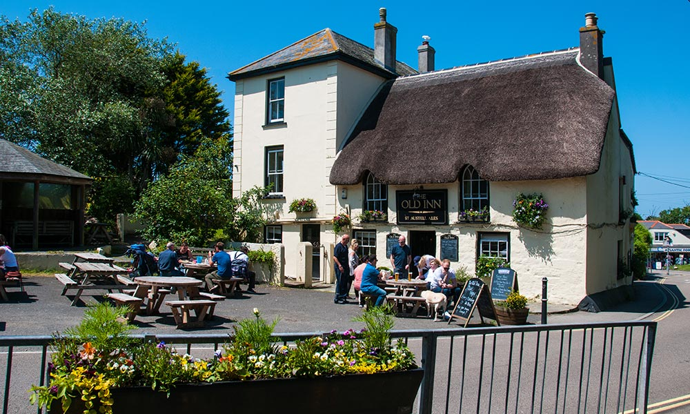 The Old Inn at Mullion – Cornwall