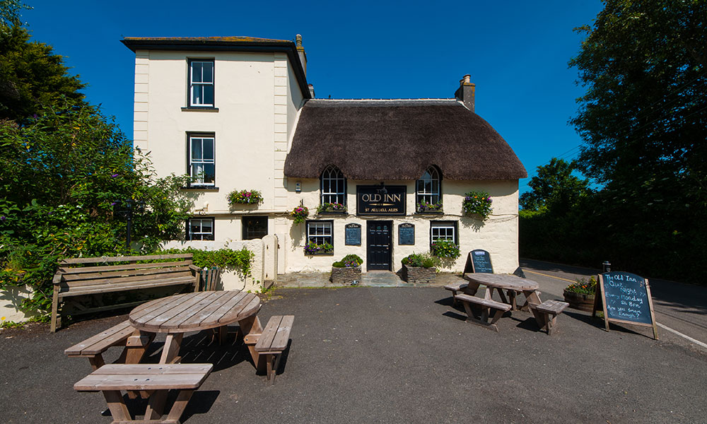 The Old Inn at Mullion – Cornwall