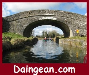 Daingean - On the Grand Canal Way County Offaly Ireland
