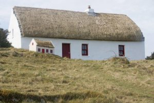 Thatched Cottage Rental. Thatched Holiday Cottage.