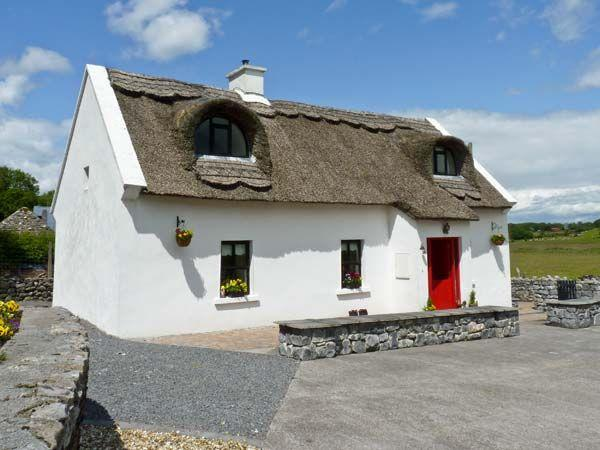 Ballyglass Thatched Self Catered Cottage, Roscommon, Ireland