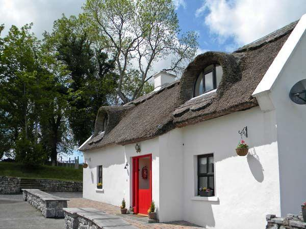 Ballyglass Thatched Self Holiday Cottage, Roscommon, Ireland