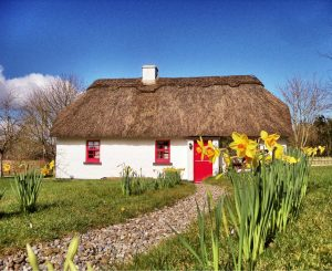 Rent an Irish Thatched Cottage