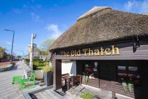 Thatched Pub in Killeagh, Ireland