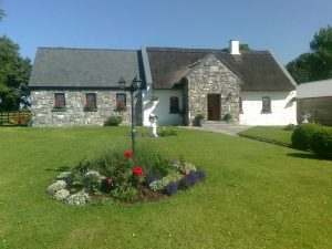 Thatched Vacation Rental, Claregalway, Ireland.