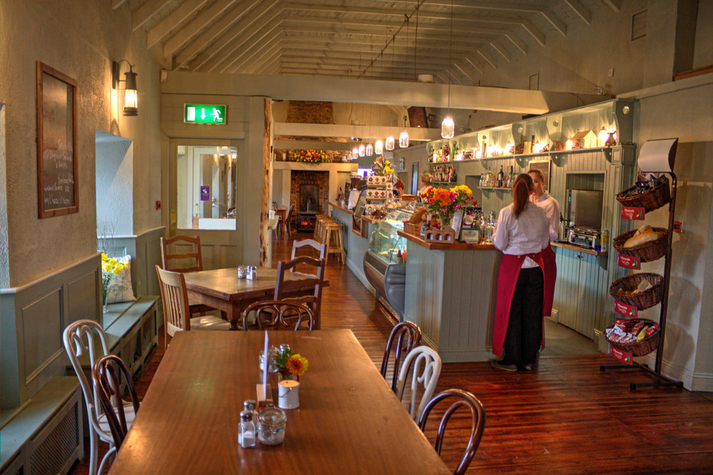 The Thatched Cottage Cafe Granagh Kilkenny