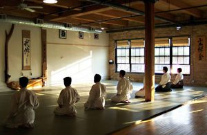 Japanese Dojo