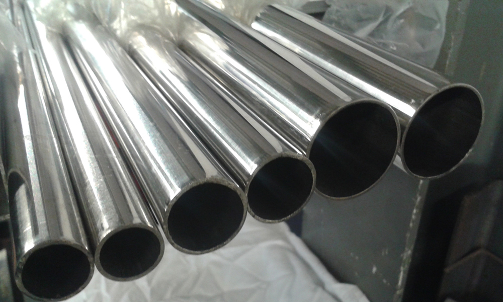 High Nickel Alloy Seamless Pipes & Tubes Suppliers and Exporters in India