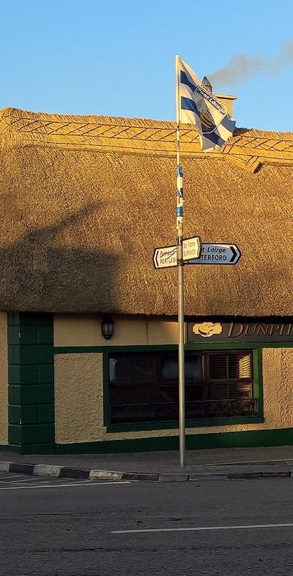Thatched Pub Ireland.