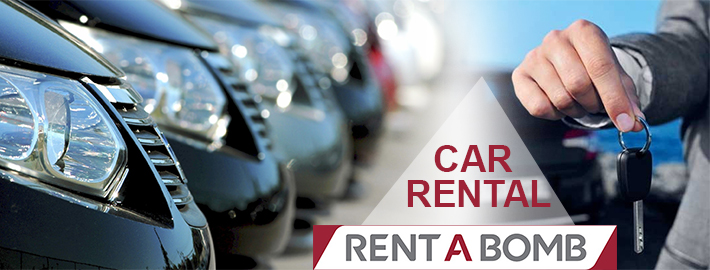 Rent A Bomb – Car Rental