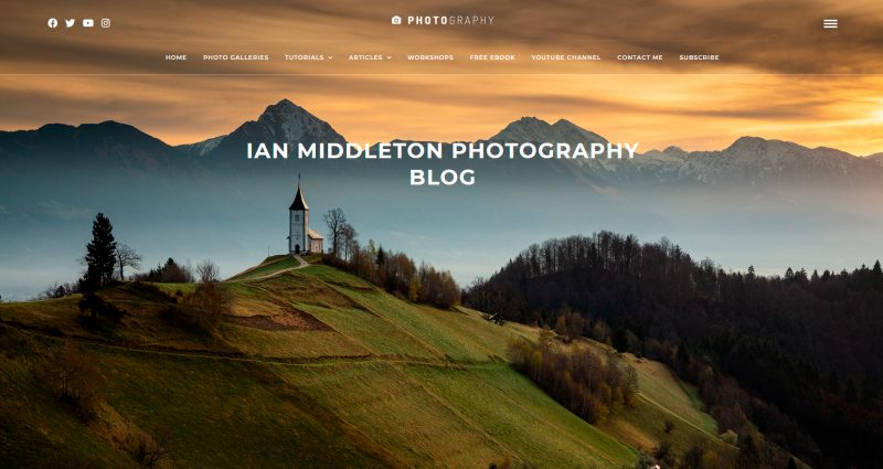 Ian Middleton: Photography Blog