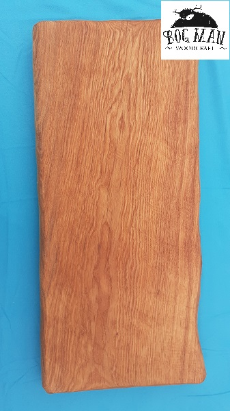 Rustic Bog Man Boards 1 Oak Rectangle 495 x 225 x 40mm