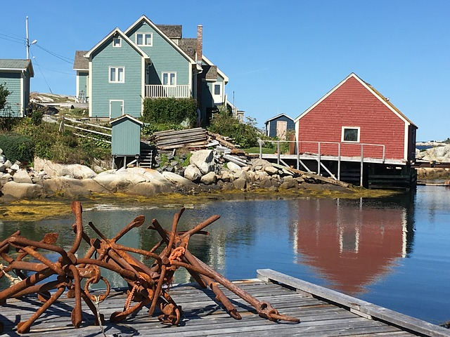 Peggy's Cove - Rustic and Beautiful