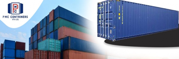 PortMC – Shipping Containers
