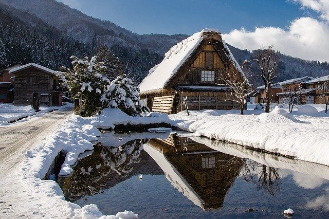 Thatched House - Japan