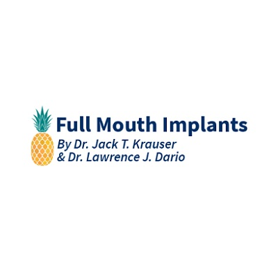 Full Mouth Dental Implants & Dentures – Jack T. Krauser, DMD