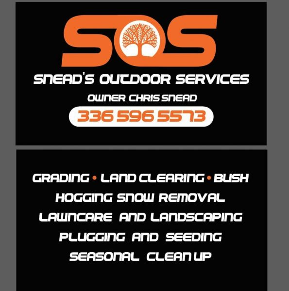 Snead's Outdoor Services LLC
