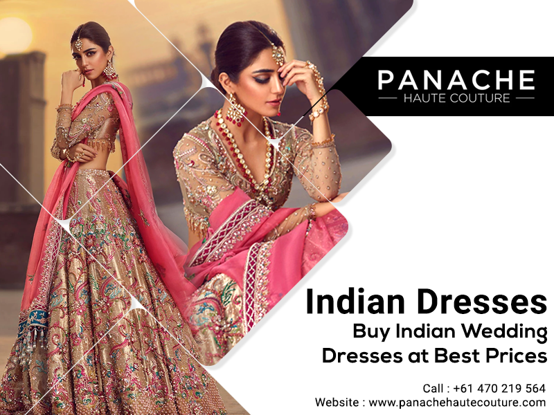Your one Stop Shop for Online Latest Indian Dresses