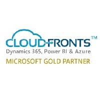 CloudFronts – Microsoft Dynamics 365 | CRM | ERP | Power BI | Azure