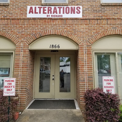 Rocky's Alterations and Men's Wear