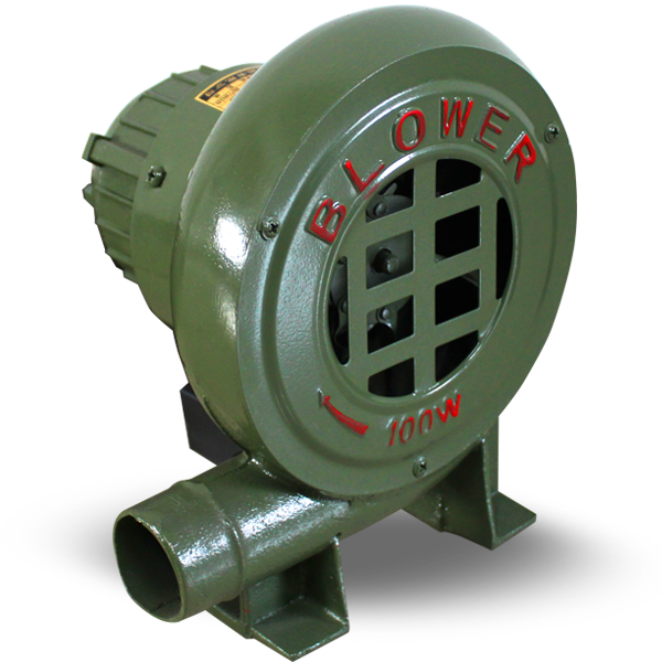 middle-pressure air blower