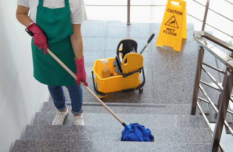 Bakersfield Commercial Cleaning & Janitorial Services