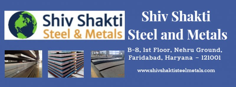 Steel and plates