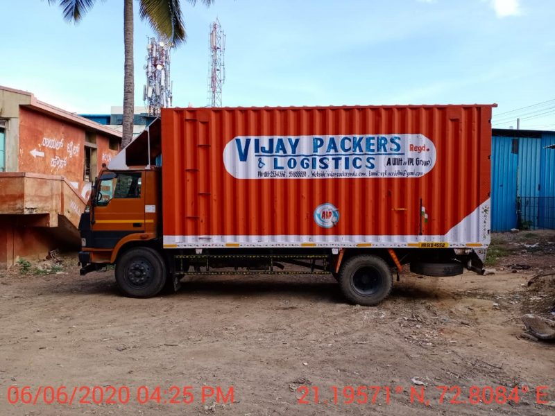 Top Rated Packers And Movers Bangalore | Vijay Packers And Logistics