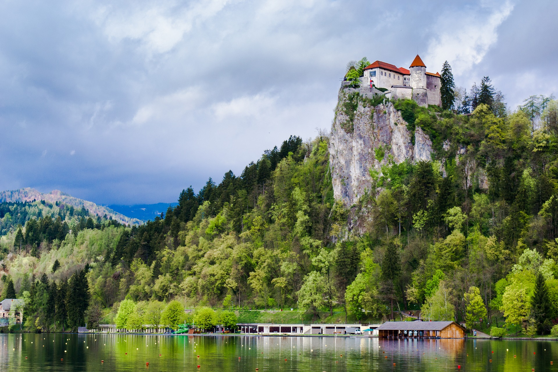 History and nature Combined - Slovenia