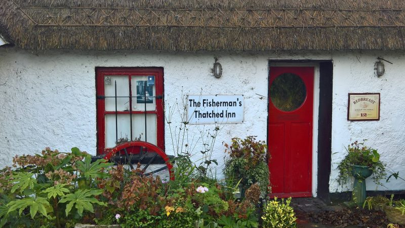 The Fishermans Thatched Inn