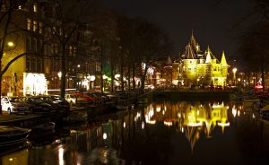 Amsterdam at night - Things to do