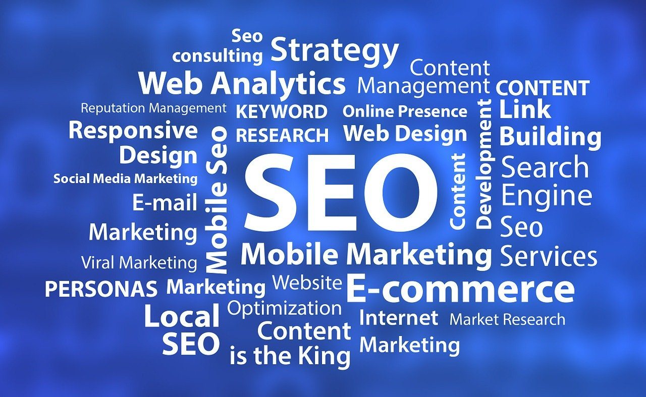 SEO - Search Engine Optimisation Image