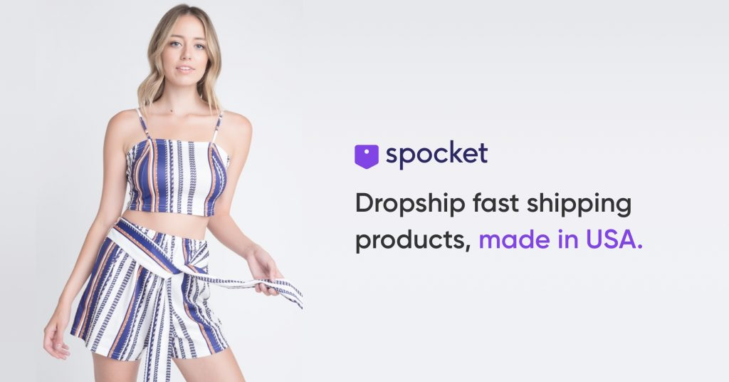 Dropship with Spocket