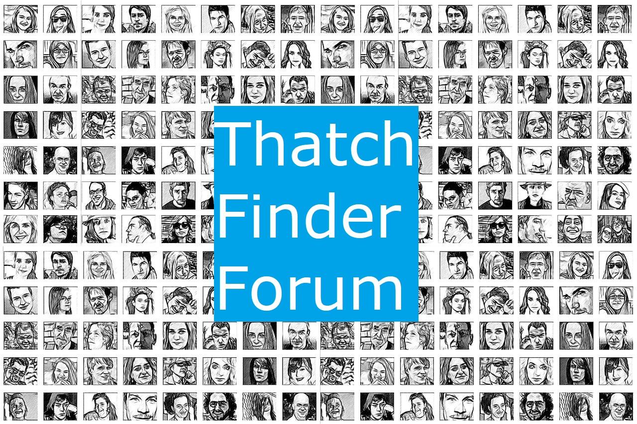 Thatch Finder Community Forum